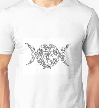 Triple Goddess Unisex T-Shirt