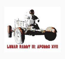 Lunar Rally 3:  Apollo 17 One Piece - Long Sleeve