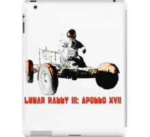 Lunar Rally 3:  Apollo 17 iPad Case/Skin