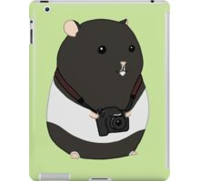 Hamster Photographer iPad Case/Skin