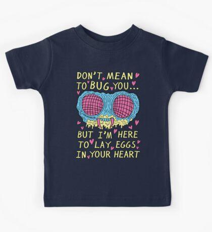 Bug Love Kids Tee