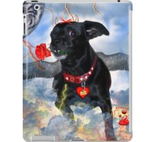 The Devil Cupid Dog That Came From Outer Space iPad Case/Skin