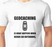 Geocaching Nerds Unisex T-Shirt
