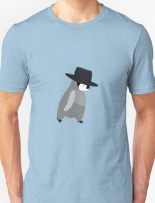 Modern Penguin Unisex T-Shirt