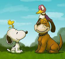0034 - Bird Dogs by Allison Bair