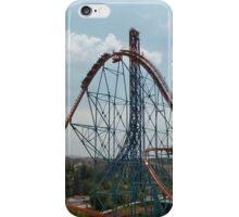Goliath Roller Coaster iPhone Case/Skin