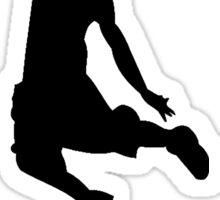 iFly Basketball Sticker