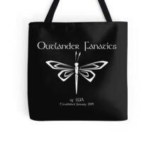 OFWA Dragonfly Logo- White Tote Bag
