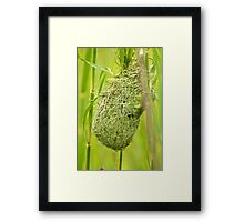 A Perfectly ENgineered FOundation Framed Print