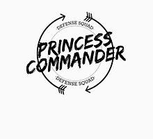 PRINCESS COMMANDER DEFENSE SQUAD Unisex T-Shirt