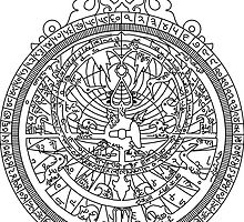 Astrolabe by columbus16