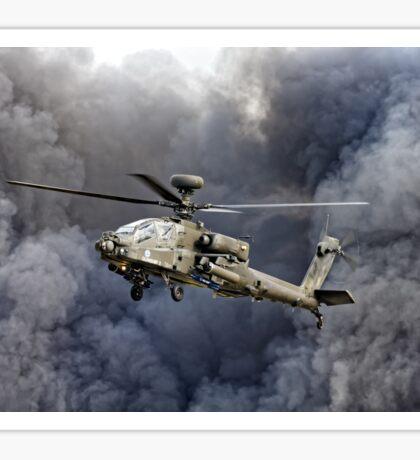 AgustaWestland Apache AH.1 Sticker