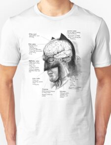 Neuroscience of Batman (2016) T-Shirt