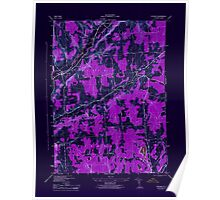 New York NY Pitcher 129028 1944 31680 Inverted Poster