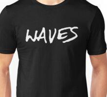 Waves [White] Unisex T-Shirt