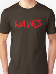 Waves [Red] T-Shirt