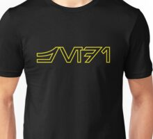 Jedi (outline) Unisex T-Shirt