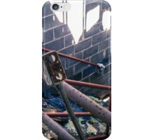 Down The Steps We Go iPhone Case/Skin