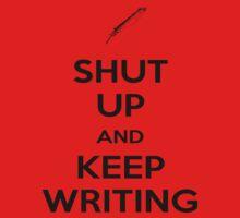 Keep Writing #1 Baby Tee