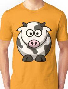 """""""Cartoon Cow"""" Unisex T-Shirt"""