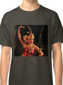 Balinese dancer Classic T-Shirt