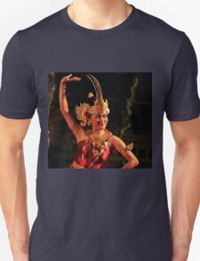 Balinese dancer Unisex T-Shirt