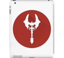 The Red Axe iPad Case/Skin