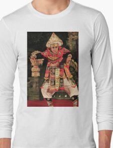 Baris Dancer Long Sleeve T-Shirt