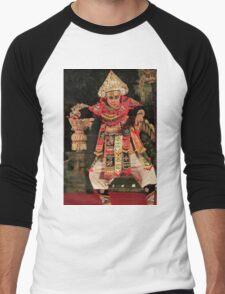 Baris Dancer Men's Baseball ¾ T-Shirt