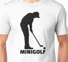 Minigolf Unisex T-Shirt