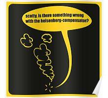 Heisenberg Compensator Poster