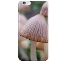 Inkcap Mushroom iPhone Case/Skin
