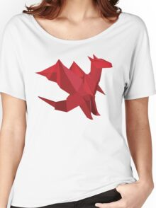 ORIGAMI DRAGON Women's Relaxed Fit T-Shirt