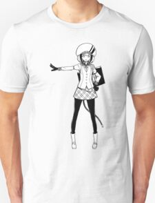Mira Yurizaki - Dimension W Unisex T-Shirt