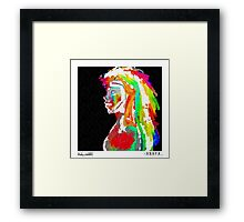 Anaya Framed Print