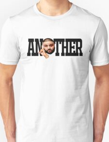 Dj Khaled - Another One - Black T-Shirt