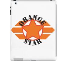 Orange Star iPad Case/Skin
