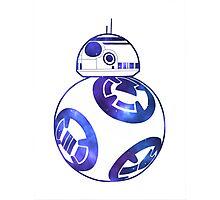 BB-8 Galaxy color Photographic Print