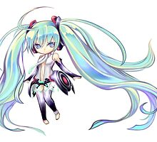 Vocaloid by MrsRedbubble