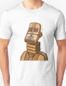 Moderne Robot   T-Shirt