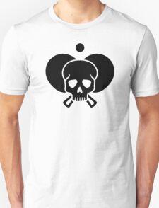 Ping Pong skull T-Shirt