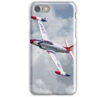 Thunderbirds - T33 iPhone Case/Skin