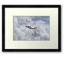 Thunderbirds - T33 Framed Print
