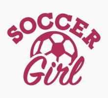 Soccer girl by Designzz