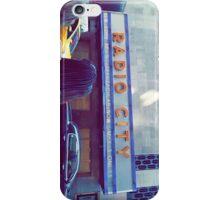 Radio City Music Hall iPhone Case/Skin