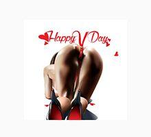 Happy Vagina Day or Valentines xox Unisex T-Shirt