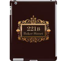 221B Baker St - Sherlock Holmes iPad Case/Skin