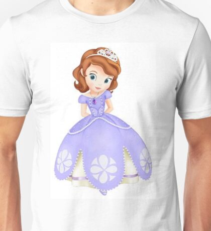 Sofia The First Unisex T-Shirt