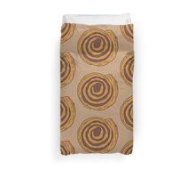 Cinnamon Swirl Duvet Cover