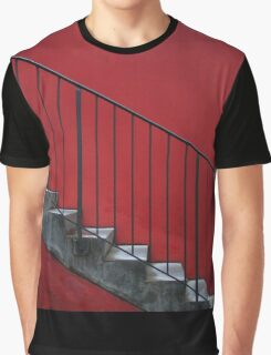 Steps Graphic T-Shirt